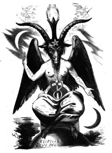 Baphomet 220x300 - Clones and Holograms