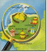 Asterix aremorica - The name AMERICA