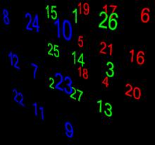 magic cube - 42