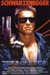 220px Terminator1984movieposter 201x300 - The Terminator